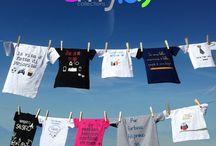 Smyle / La nostra nuova collezione di T-shirt per rallegrare la vostra estate