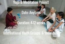 Yoga and Meditation Camp