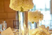 Tiffanys Wedding / Wedding flower ideas
