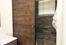 Barn Doors by KBF Design Gallery / Barn doors are versatile and can add to the style of any space. Browse some of the projects where KBF incorporated barn doors into their clients' designs.