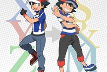 Ash Ketchum-A Future Pokemon Master / A future Pokemon Master!