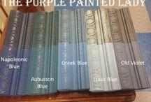 Chalk Paint® Mixes, Tints and Shades