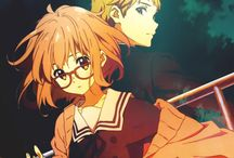 {Beyond the boundary}
