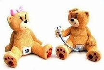 Bad Taste Bears / When cute meets reality ....  / by Jewelz Manning