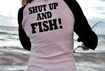 shut up and fish!