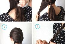Hairstyles for Work / by Emily Gunty
