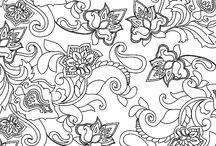 ornamenty i wzory