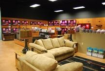The Appliance & Electronics Showroom
