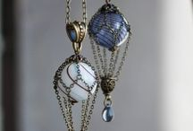 project: steampunk jewelry