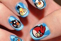 uñas (nails)