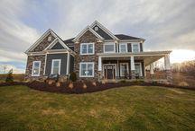 Aspen Floor Plan / Come visit our decorated Aspen Model Home at 401 Sparrow Court, Cranberry, PA 16066