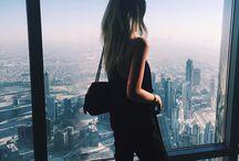 One day in Dubai / Follow me around in Dubai
