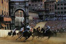 Palio of Siena / The Eternal Race