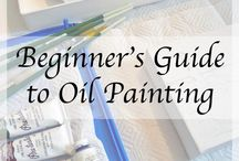 beginners guide oil painting