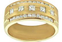 Men's Jewelry - Rings