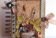 scrapbooking notebook