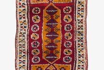 """Yatak / Yataks are mainly produced in the regions of Konya and Çanakkale and as the word in Turkish means """"bed,"""" it's no surprise that yatak rugs are what we call """"bed covers."""" Motifs and colors vary based on the specific characteristics of the region in which they're produced, and these are some of the most gorgeous examples of Anatolian art that's produced for everyday use."""