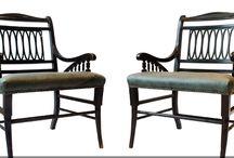 Antik bútor / Antik bútor, stílbútor, neobarokk bútor, rokokó bútor