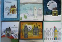 Cards - Holiday Home / by Jennifer Niemann