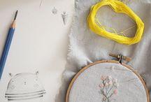 Sewing / by kassie lindsey