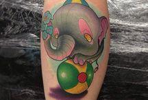 Nathanevans / Tattoo