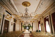 stREGIS weddings / weddings held at the famous St Regis Hotel in NYC / by Jes Gordon