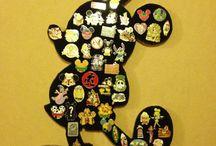 Disney pins / Pins / by Nikki Marie Moretto