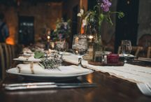 TABLESCAPES | Sit together & dine / Whether it's a formal dinner or something a little more relaxed