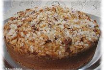 Ruoka; makeat leivonnaiset