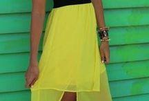 Summer Wear Lovin / by Kristen Thompson