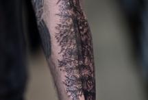 Tattoo ideas / by Richard Howard