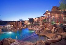 I wish..... / A collection of back yard spaces I like.