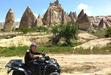 Cappadocia Activities / So much to do in Cappadocia. Here are some of the activities. / by Duke Dillard