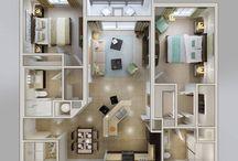 Sims house