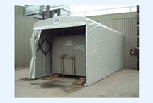 Spaciotempo / Spaciotempo is the UK and Ireland's leading expert in design, manufacture, and installation of temporary buildings and retractable tunnels to the industrial, sports, education and retail markets. Our products include warehousing and storage, chilled and ambient storage, maintenance and production facilities, loading canopies, retail space, and retractable tunnels for sports and industrial applications.