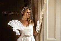 Thomasina Brides photo shoot / A collaboration photo shoot for Thomasina Brides with Steve Horsley Photography, Lipatick and Curls and Elizabeth Malcolm Bridalwear
