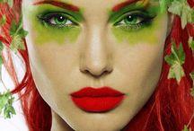 Halloween make - up