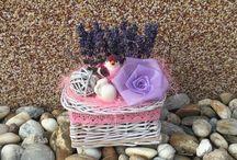Virágkörészet, dekoráció / Saját készítésű dekorációim!
