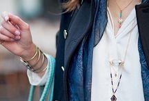 Bijoux - Jewellery