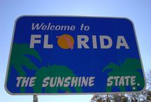 Visit Florida / Things to do and see in the beautiful Sunshine State / by CharlotteHarborHW&PM