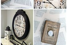 DIY Vintage decor