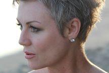 Hår och skönhet kort frisyr