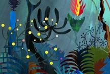 illustrators / by Abi W Whitehouse