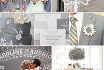 Grey Wedding / by Cassandra Turner