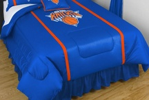 New York Knicks Merchandise , Bedding, Decor & Gifts / New York Knicks bedding is an irresistible way to decorate yours or your kids bedroom with comforters, sheets sets, blankets & pillows. NY Knicks bed sets, like a bed in a bag or a complete bedroom package, combine many cool Knicks bedding products together at a great price. Availability in twin, full & queen sizes. An awesome way to make other New York Knicks fans envious!