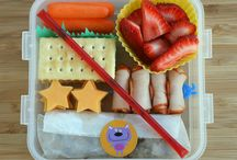 lunches for littles / by Hilary