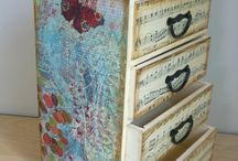 Decoupage it all!! / by Mary Miller