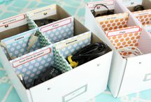Organized cords / by Charlotte Steill