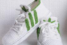 Adidas blancos