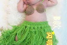 Tığ Işi Bebek
